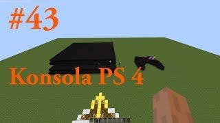 Konsola w Minecraft   Pomysł na budowlę [#43]
