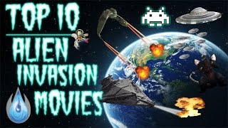 Top 10 Alien Invasion Movies (Halloween 2014)