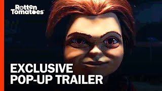 Child's Play Pop-Up Trailer With Director Lars Klevberg (2019) | Rotten Tomatoes