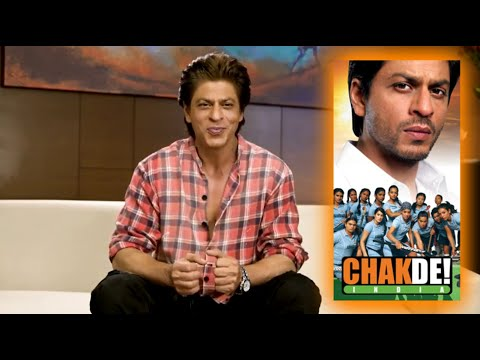 Shahrukh Khan talks about Chak De India on completing 10 years.