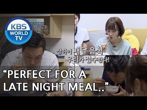 Amazing food Delivery in Shanghai! YUM! [One Night Sleepover Trip/ 2018.06.19]