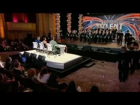Divine Divas of Sunbury - Australia's Got Talent 2012