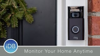 Ring Video Doorbell 2 is the Best Doorbell Camera - Review