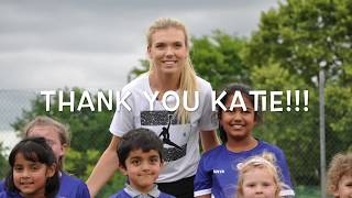 Tennis for Kids & Katie Boulter