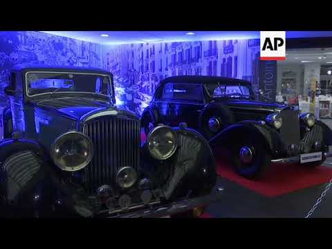 Classic Cars on Show in Beirut