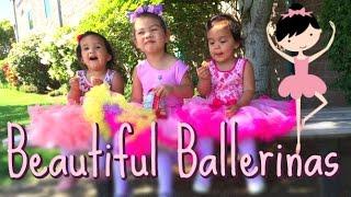 Video 3 Beautiful Ballerinas! - May 12, 2016 -  ItsJudysLife Vlogs download MP3, 3GP, MP4, WEBM, AVI, FLV Maret 2018