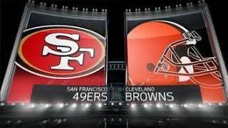 49ers vs Browns Week 5 Highlights | NFL 2019