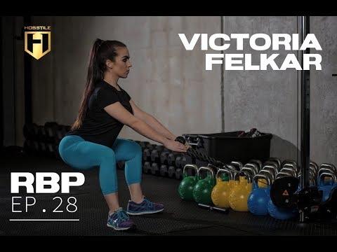 Real Bodybuilding Podcast Ep.28   Victoria Felkar