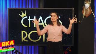 Chaos Royal – Impro im Netz (24.05.2021)