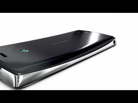 Sony Ericsson Xperia Arc - Video Promo #1