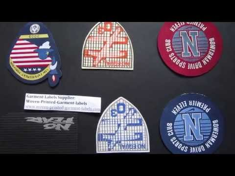 Woven Badges Personalized - UK Woven Badges Supplier - Affordable