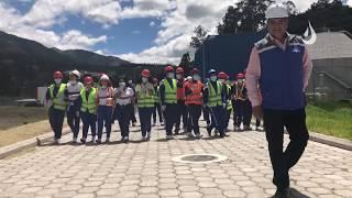 visita ptarNuestra responsabilidad con el Medio Ambiente difundida en recorridos institucionales