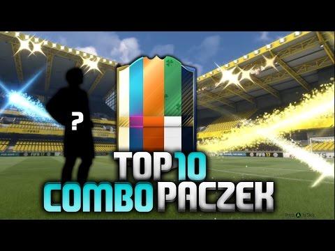 TOP 10 COMBO PACZEK W HISTORII FIFY!!