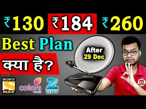 DTH New Rules 29 December 2018 Hindi   TRAI New Channel List 29 December   Sony/ZeeTV/Colors DTH Mp3