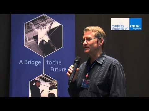 FITA IFTA 2015 Interview Bob Curtis-Johnson