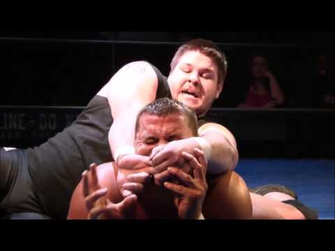 RESISTANCE Pro Wrestling: KEVIN STEEN vs HARRY SMITH - Heavyweight Championship Semi-Final Match