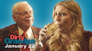 Grandparents Play Drinking Games // Presented by BuzzFeed & Dirty Grandpa