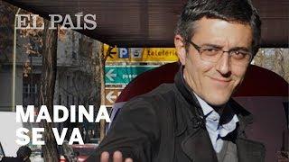 Eduardo Madina renuncia a su acta de diputado del PSOE | España