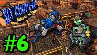 [PT-BR] Sly Cooper: Viajantes no Tempo #6 - O velho Oeste!