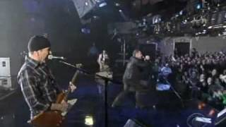 "U2 - Beautiful Day ""LIVE"" - 2009 David Letterman Show No Line on the Horizon Album"