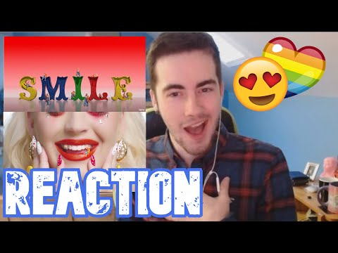 """KATY PERRY - """"SMILE"""" - """"Performance Video"""" / MUSIC VIDEO - REACTION"""