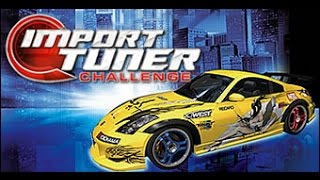 7x1 - 7 Minutos 1 Game - Racing # 2 - Import Tuner Challenge (Xbox360,  PC)