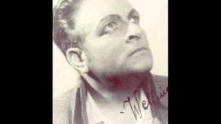 Hugo Meyer-Welfing - Puccini - Turandot: O Weine nicht Liu