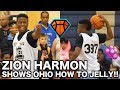 Download #1 8th Grader Zion Harmon Shows Ohio How to JELLY!! | NEO YouthElite Highlights