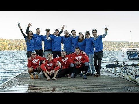 LYDF Stiftungsanlass vom 11.10.2017 | Swiss Mocean - Präsentation Atlantikruderboot