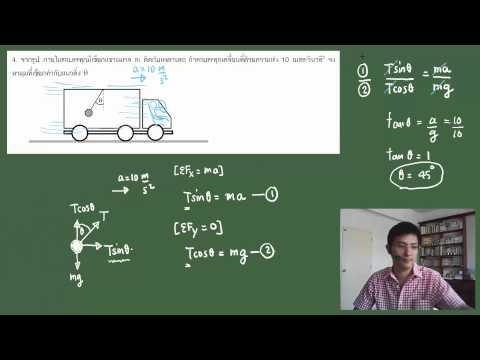 ติวสรุปฟิสิกส์ ม.4 เทอม1 (เพื่อสอบปลายภาค)