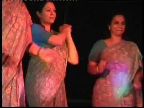 Moments of Beautiful memoreis... Cholamandalam staffs performing Ramp walk