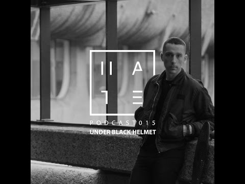 Under Black Helmet - HATE Podcast 015 (22th January 2017)