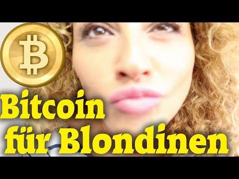 Bitcoin kaufen & sichern für Blondinen – Schritt für Schritt Anleitung
