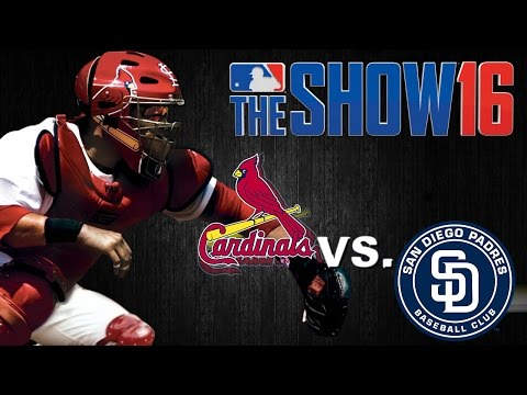 MLB The Show 16 - St. Louis Cardinals Franchise #13 - Wasted Scoring Chances