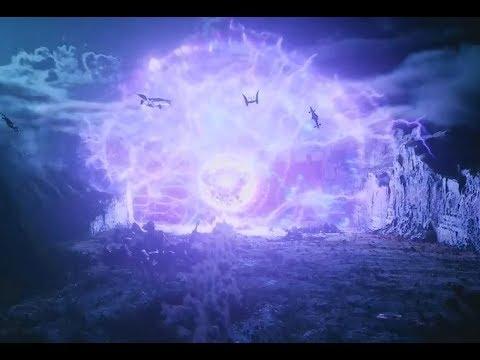 Destruction quantum weapon MEDUSA in Mortal Engines