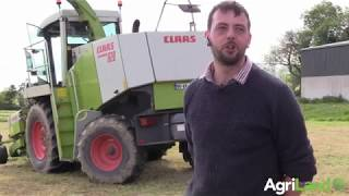 Silage 2019: AgriLand catches up with Thomas Poole - a contractor in Co. Wexford