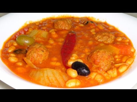 Mar9et loubia tunisienne aka videos for Cuisine olfa