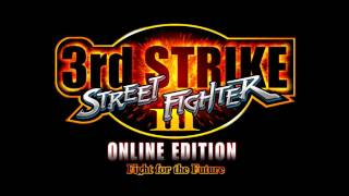 Street Fighter III 3rd Strike Online Edition Music - Knock You Out - Menu Theme