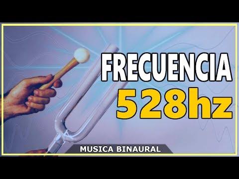1 Hr de Frecuencia Solfeggio 528hz – Transformacion y Milagros – Reparacion del ADN