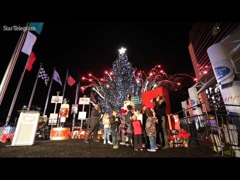 Christmas comes to Texas Motor Speedway