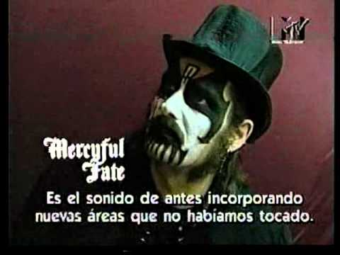 King Diamond - Interview 1996