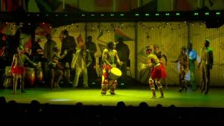 fela on broadway sneak peek yellow fever