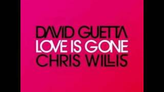 David Guetta ft. Chris Willis - Love Is Gone (bliix remix)