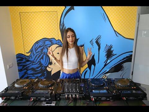 Kess Dj Mixing On 4 CDJs 2017