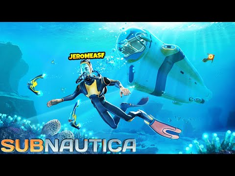 THIS IS WHY I HATE THE OCEAN - Subnautica #1