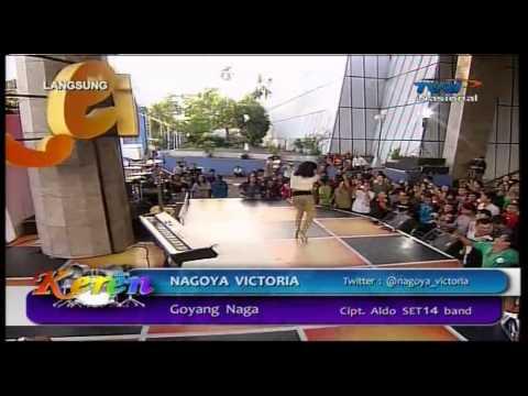 NAGOYA VICTORIA Live At Keren (16-05-2013) Courtesy TVRI