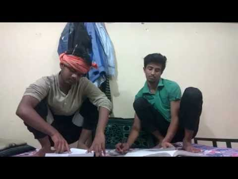 College Exam | Preparation | Topper V/s Back Bencher | Funny Comedy Video | Exam Fear