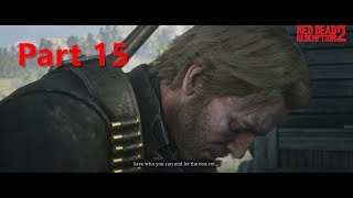 Red Dead Redemption 2 Chapter 6 Walkthrough Part 15