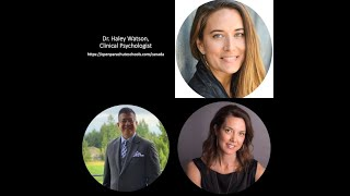Surrey Schools Mental Health and Wellness 40: Chatting with Dr Hayley Watson
