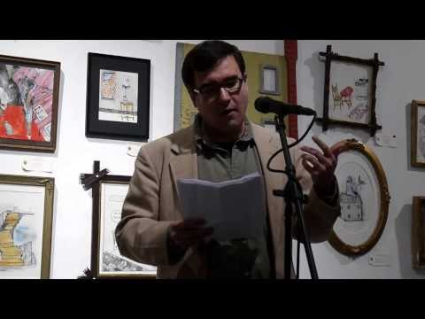Dan Magers @ Berl's Poetry Shop
